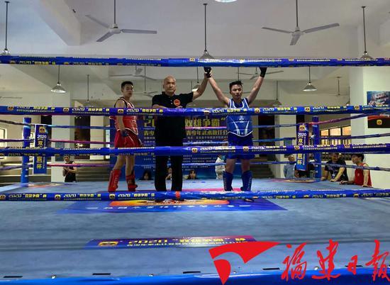 夺冠!漳州三位小将获青少年拳击比赛金牌