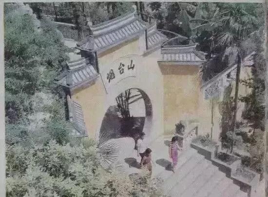 ▲烟台山公园(资料图)