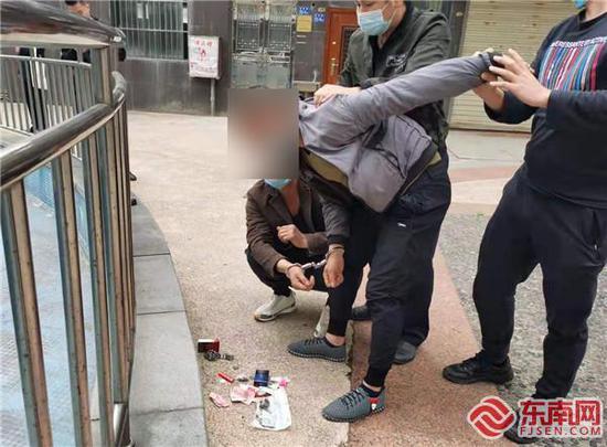三明沙县:这两名男子刚刑满释放又犯案了……