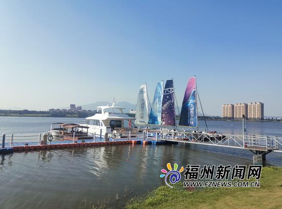 福州滨海新城森林城市景观带二期将于年底完成