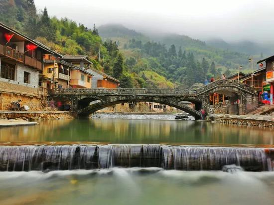 南靖塔下村入选全国乡村旅游重点村推荐名单