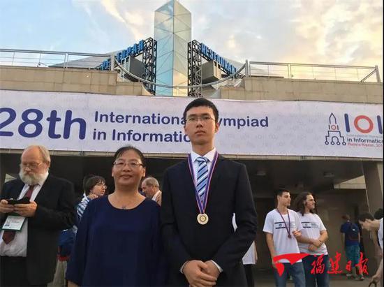 福州小伙2篇论文入选国际顶级学术会议