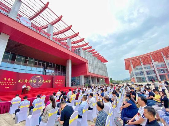 漳州市博物馆新馆正式开放 珍藏81件一级文物