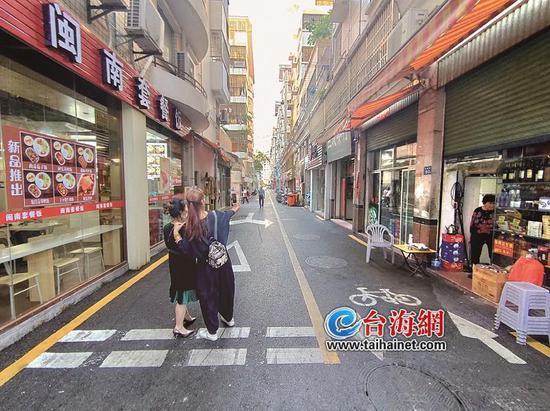 """漳州芗城:昔日老旧街巷 变身""""网红打卡地"""""""