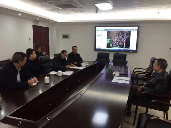 沙县安排部署防汛备汛工作