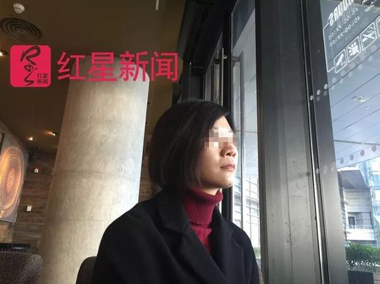 ▲12月19日,李建雪接受红星新闻采访。