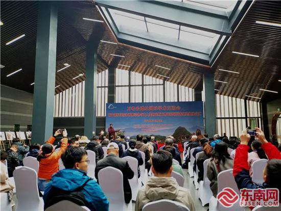 万寿岩遗址国际学术交流会在三明举办