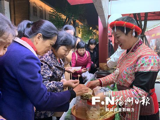福州台江打造旅游及夜色经济品牌 上下杭化身美食天堂