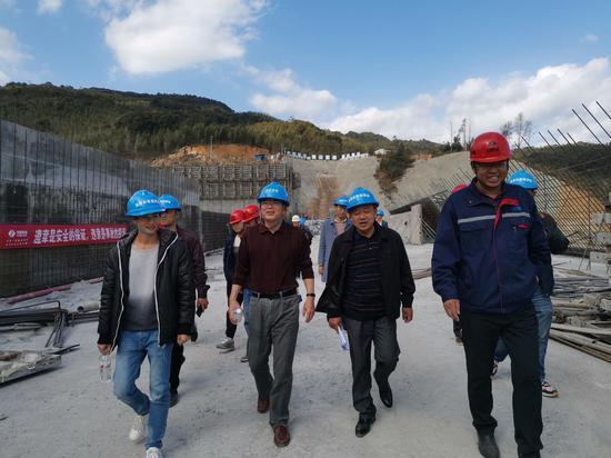 三明市组织开展水利安全生产集中交叉排查工作