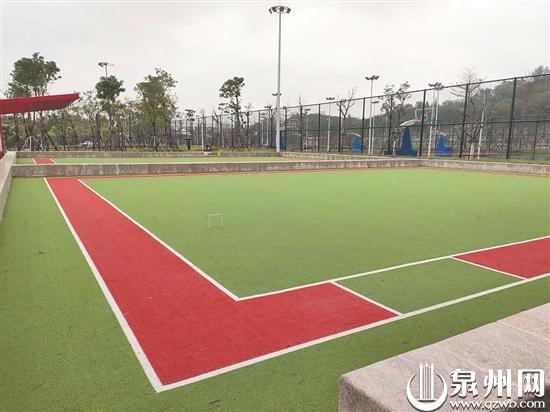 泉州将新增2座智慧体育公园和7座笼式足球场