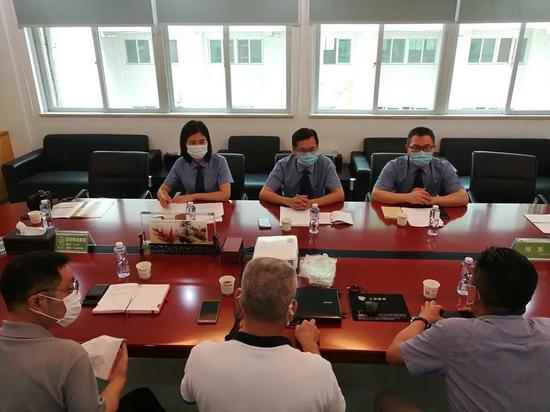 南靖检察:这起污染案的处理,修复了生态、教育了员工、保住了企业