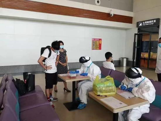 三明农贸综合市场、北京入明人员新冠病毒检测结果全阴