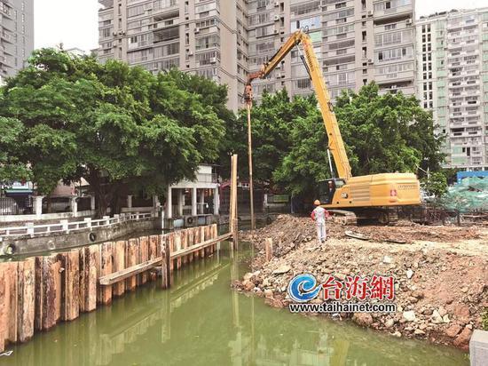 漳州市区最大地下停车场再动工 计划配备1027个停车位