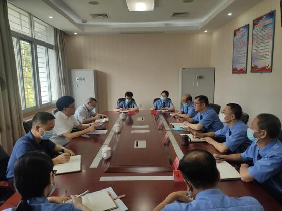 福州铁检:福建省委组织部批复同意福州铁路运输检察院党组改设为分党组