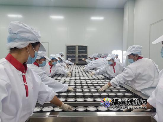 榕东西部扶贫迈出关键一步 甘肃聚春园福定公司正式投产