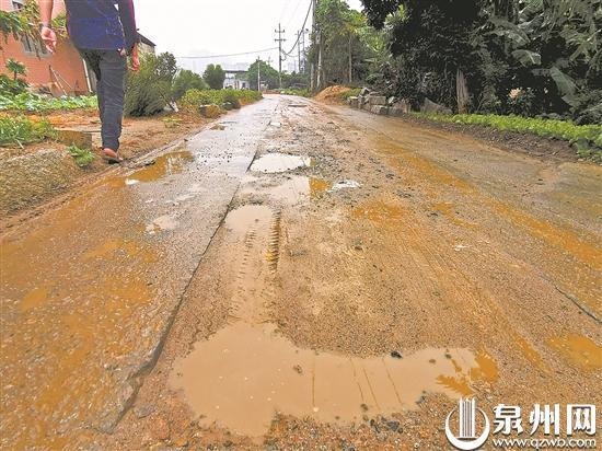 """工程停滞不前 泉州农村生活污水治理工程成为吐槽""""焦点"""""""