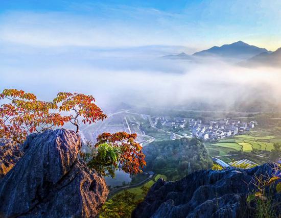 美丽中国 深呼吸第一城 · 将乐