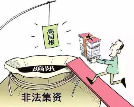 """思明检察:非法集资7亿多元!""""定投盈""""""""天天盈""""坑了5000多人"""