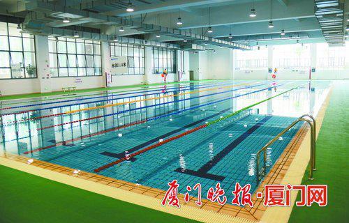 ■室内游泳池
