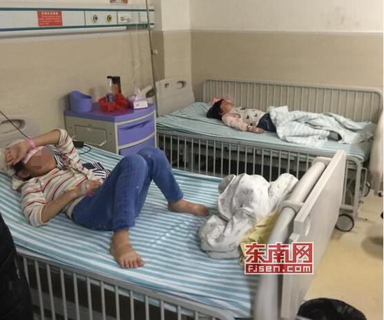 莆田发生疑似食物中毒事件 多名儿童出现高烧