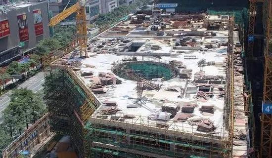 丨皇族金融中心项目(图片来源海西房产网)