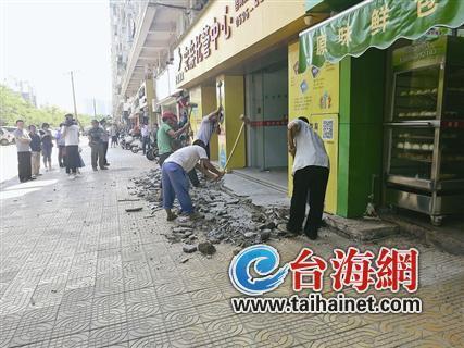 """漳州主城区先行""""门前三包"""" 试点做好一条街"""
