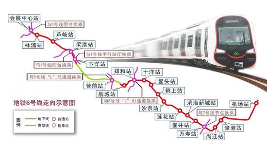 福州新闻网10月12日讯(福州晚报记者 邱泉盛)昨日记者获悉,福州地铁6号线工程初步设计获省发改委批复。