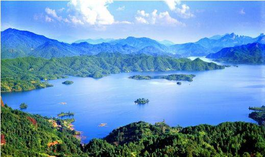 三明泰宁大金湖