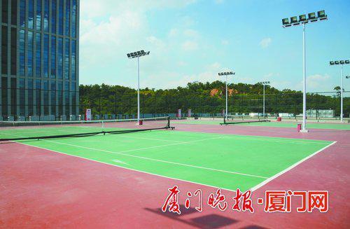 ■室外网球场