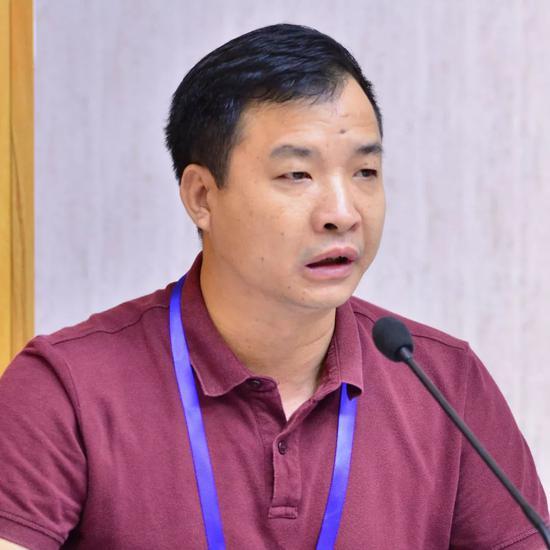 泉州泉港职专教师、星图人工智能(泉港)研究所所长