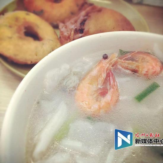 林志颖为福州美食代言 网友:看到福州鱼丸甚是想念