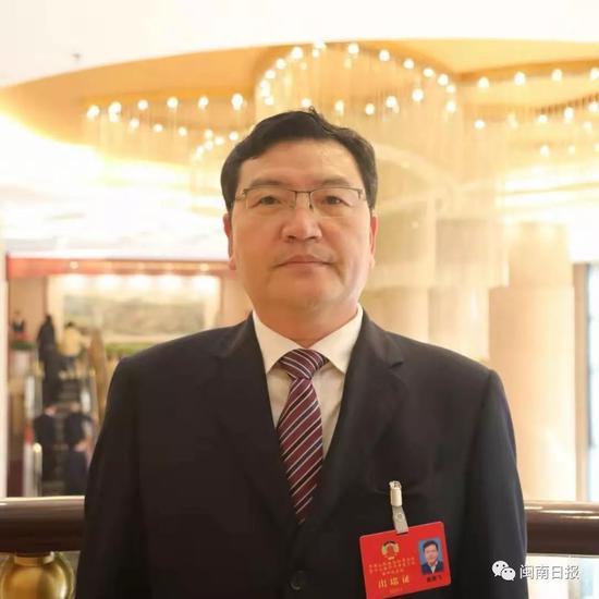 戴鹏飞、卢力当选政协第十三届漳州市委员会副主席