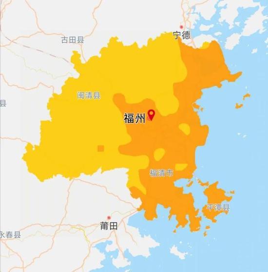 福州周末气温飙升至最高40℃ 仓山闽侯永泰注意