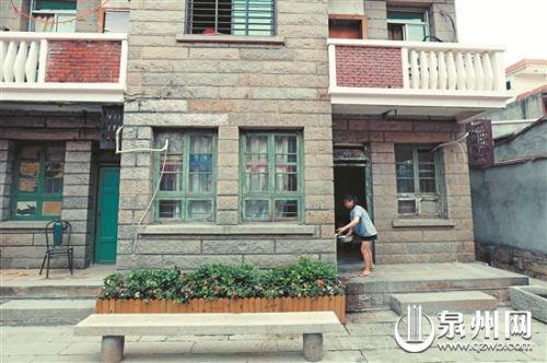 金鱼巷保留不同时期建筑的历史记忆