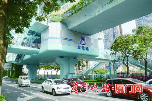 ■以风雨连廊的形式实现BRT和地铁的无缝对接。