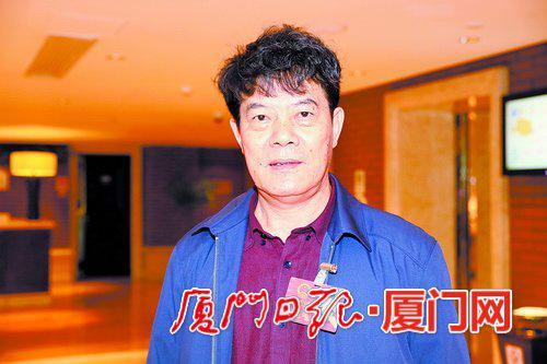 钟庆达(市人大代表、厦门市民族联谊会理事)