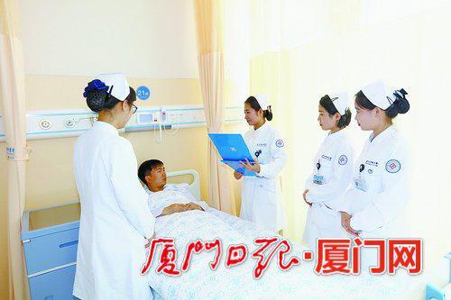 护士团队服务温馨细致。