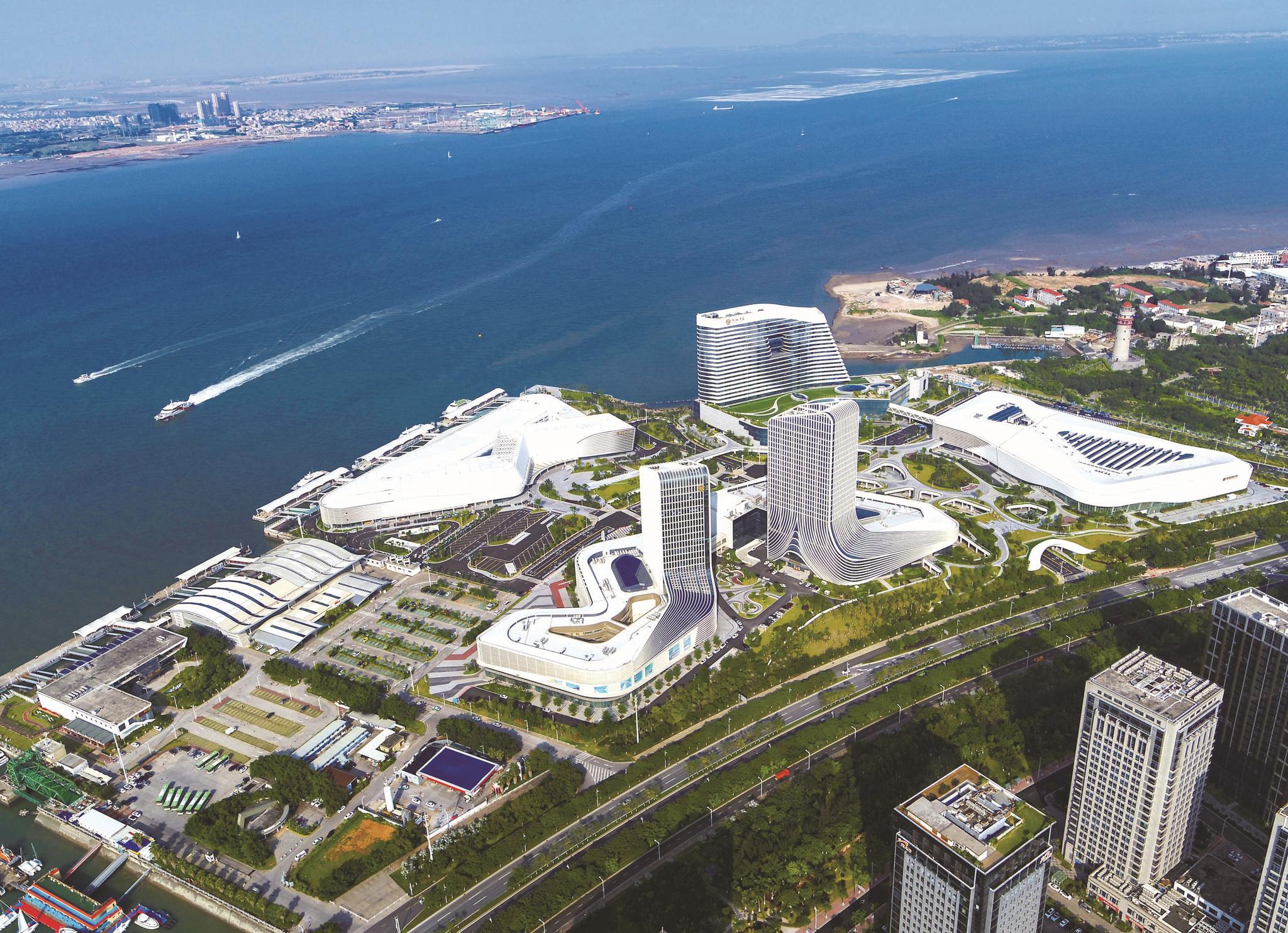 湖里区善用财政职能助推城区经济高质量发展。 王火炎 摄