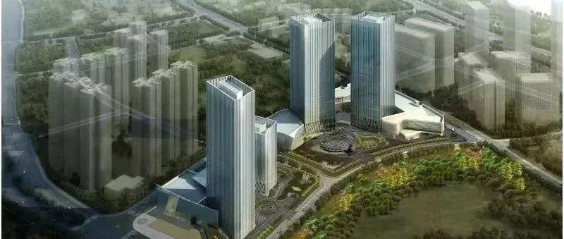 福建全省最大金融综合体在思明崛起 主体结构已经完成