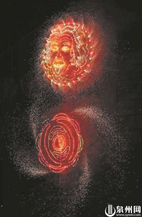 烟花碰撞里的宇宙 蔡国强在墨西哥爆破新作震撼众人