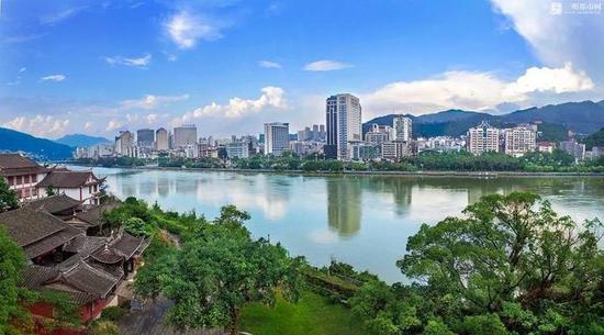 三明市区环境空气质量