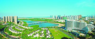 湖里区积极培育一流营商环境,打造创业兴业热土。