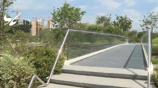 《【摩登2app登录】厦门新增两座公园 将打造生态水系景观和夜光互动广场》