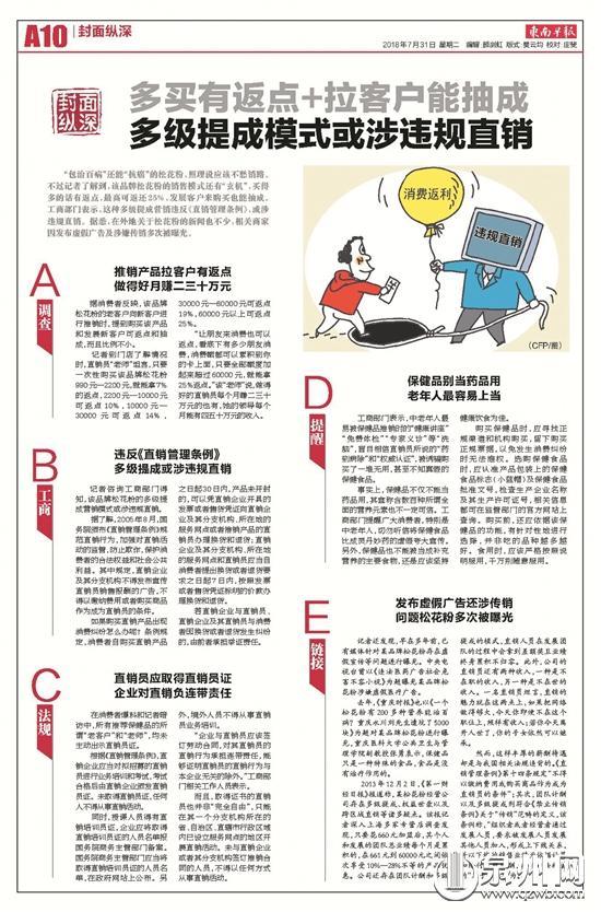 东南早报昨日A07版—A10版相关报道