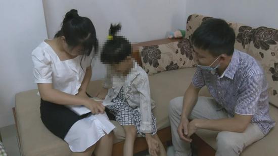 南靖县组建送教帮扶工作组 圆残疾儿童读书梦