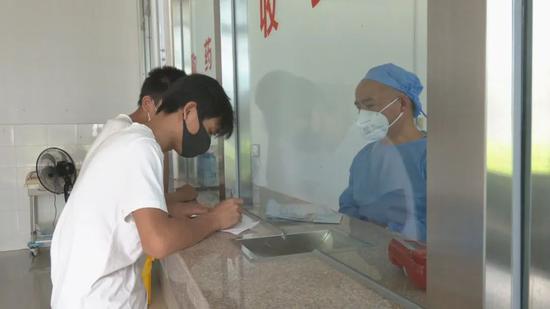 南靖县医院开展核酸检测 检测价格为每人次95元