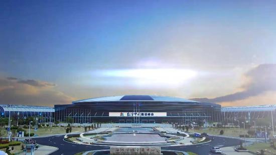 第三届数字中国建设峰会在福建福州开幕