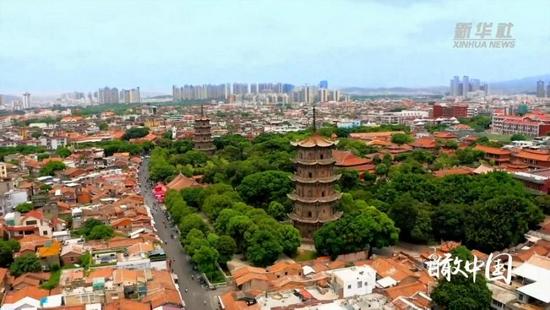 瞰中国·世界遗产|泉州
