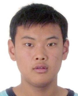 犯罪嫌疑人刘振威照片