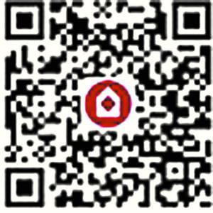 ▲厦门市住房公积金管理中心微信公众号二维码